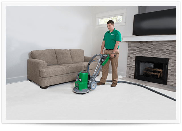 tech performing carpet cleaning omaha ne